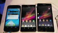 Sony Xperia ZL ab sofort in Deutschland verfügbar