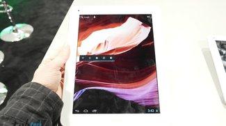 Archos 97 Titanium HD mit Retina Display im Hands-On-Video