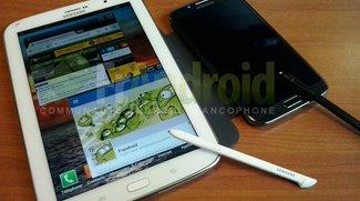 Samsung Galaxy Note 8.0 bereits ab Ende März für 359€ im Handel?