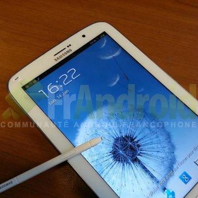 Samsung Galaxy Note 8.0: Erste Preise und Termine aufgetaucht