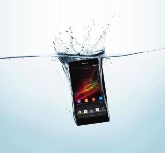 Sony Xperia Z: Lustiges Video zeigt wasserfeste Eigenschaften - Preise in China bestätigt