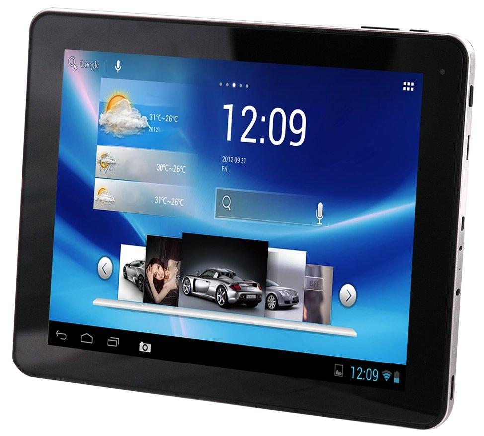 Xoro PAD 9718DR: 9,7 Zoll Android-Tablet aus Deutschland mit Retina-Display-Auflösung des iPad 4