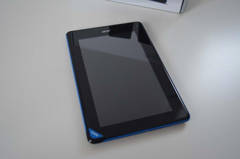 Acer Iconia B1-A71 zeigt sich in ersten umfangreichen Videos