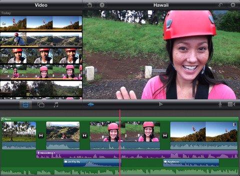 iMovie: Das iPad für einfachen Videoschnitt nutzen