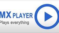MX Player: Die Allzweckwaffe für Videowiedergabe auf Android-Geräten