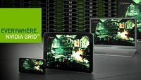 Nvidia Grid Cloud Gaming auf dem Nexus 7 demonstriert