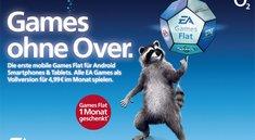 O2 und EA starten erste Android Games-Flatrate