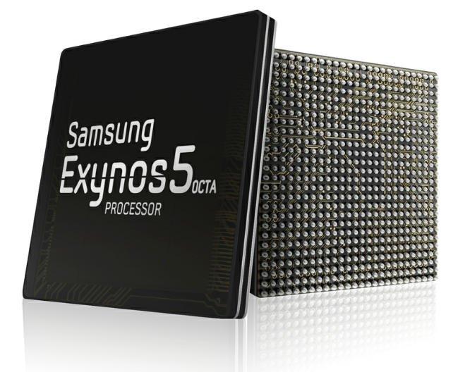 Samsung Exynos 5410 Octa Prozessor: Massen-Produktion soll im zweiten Quartal starten