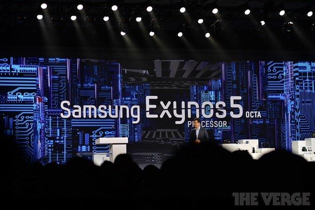 Samsung Exynos 5 OCTA: Achtkern-Prozessor vorgestellt