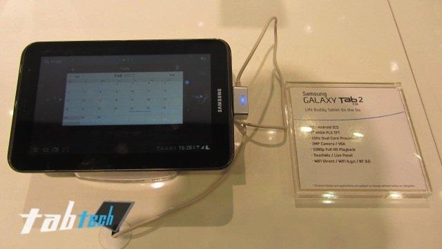 Samsung Galaxy Tab 3 mit 7 Zoll - Low Budget statt High End?