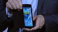 Samsung Smartphone mit seitlich abgerundetem YOUM-Display für 2014 geplant