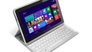 Acer Iconia W700 in neuer Version mit Smart Case und Bluetooth-Tastatur - Update: Hands On Videos