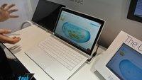 AMD Turbo Dock zur Tablet-Beschleunigung in unserem Demo-Video vom MWC 2013