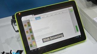 Samsung Exynos 5410 Octa Prozessor im Tablet-Einsatz in unserem Hands-On-Video