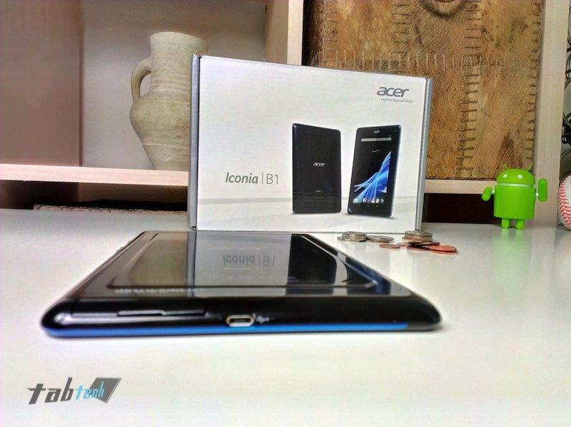 Deal: Acer Iconia B1 nur heute bei Amazon und Saturn für 109€