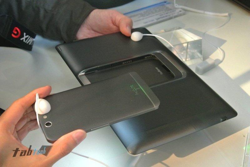 Erste Spezifikationen des Asus Padfone T00C Mini aufgetaucht