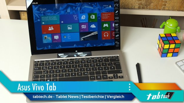 Asus Vivo Tab Test