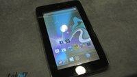 HP Slate 7 kann in Deutschland vorbestellt werden für 149€
