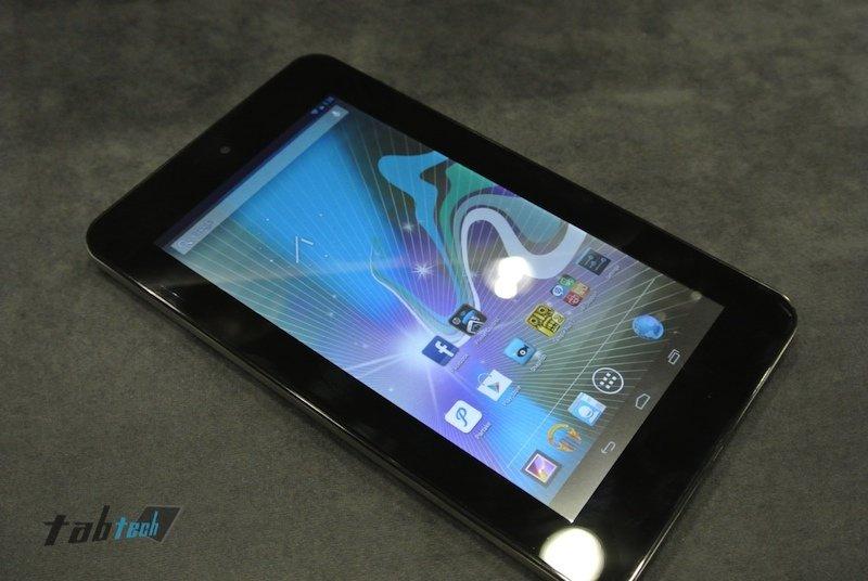 HP Slate 7 offiziell vorgestellt und in unserem Hands-On Video
