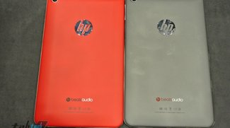 HP Slate 7: Erstes Unboxing und ausführlicher Test