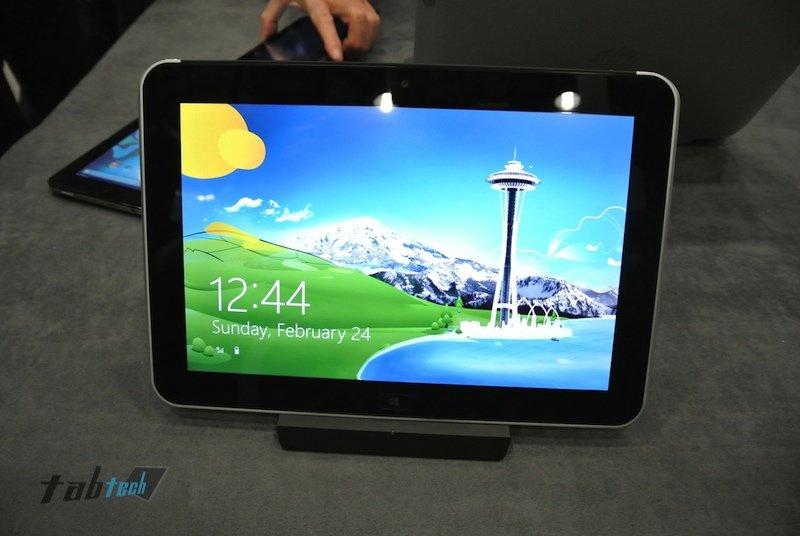 HP ElitePad 900: Windows 8 Tablet in unserem Hands-On vom MWC 2013