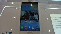 LG Optimus G Pro erscheint Ende Juli in Deutschland für 599€