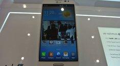 LG Optimus G Pro mit 5.5 Zoll 1080p Display in unserem Hands On Video