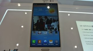 LG Optimus G Pro mit 5.5 Zoll 1080p Display in unserem Hands On Video