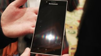 Lenovo IdeaPhone K900: Unser Hands-On-Video vom ersten Intel Atom Clover Trail+ Gerät