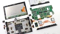 Microsoft Surface Pro Teardown - Im Grunde nicht zu reparieren