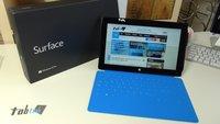 Microsoft Surface Pro ab heute offiziell in Deutschland erhältlich