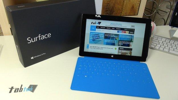 Microsoft Surface Pro in Deutschland ab dem 31. Mai für ab 879€