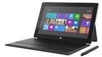 Microsoft Surface Pro: Verbesserte Akku-Laufzeit durch externe Tastatur-Docks