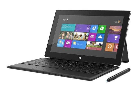Microsoft Surface Pro mit Windows 8 überzeugt in ersten Tests nicht restlos