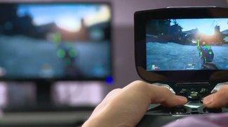 Nvidia Project Shield: So sieht Borderlands 2 mit der Gaming-Konsole mit Tegra 4 aus