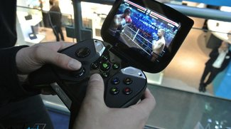 Nvidia Project Shield: Hands-On Video vom MWC 2013
