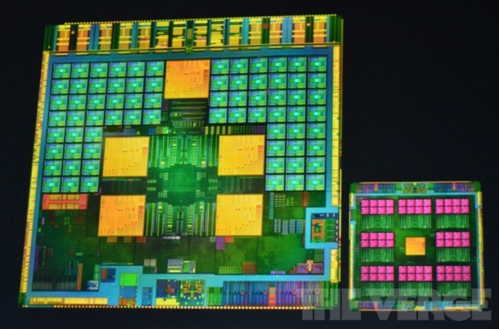 Nvidia: Gute Geschäftszahlen dank Tablets mit Tegra-Prozessoren – Vorhersagen weniger erfreulich