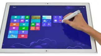 Panasonic 4K Tablet: Video zeigt das Tablet in Aktion