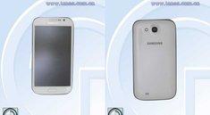 Samsung GT-I9128V: 5 Zoll Einsteiger Smartlet mit 1.2 GHz Dual Core CPU für Europa?