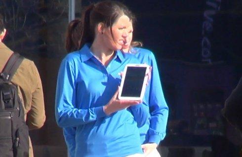 Samsung Galaxy Note 8.0 vor den Toren des MWC 2013 gesichtet