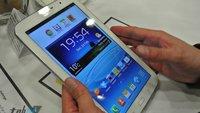 Samsung Galaxy Note 8.0 kann in ersten Reviews nicht wirklich überzeugen