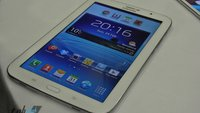 Samsung Galaxy Note 8.0 in unserem Hands-On Video