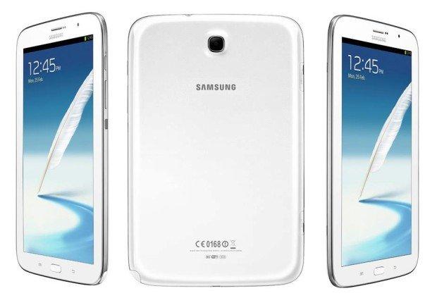 Samsung Galaxy Note 8.0 mit Exynos 4 Quad Core Prozessor und Android 4.1.2 vorgestellt - Update: Hands On Video und Vergleich mit dem iPad mini