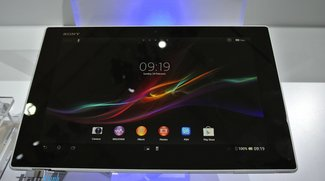 Sony verkündet weltweiten Verkaufsstart des Xperia Tablet Z