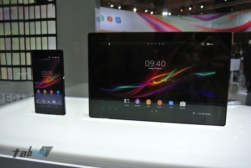 Neues Sony Xperia Tablet mit Snapdragon 800 Prozessor zum 3. bzw. 4. Quartal geplant
