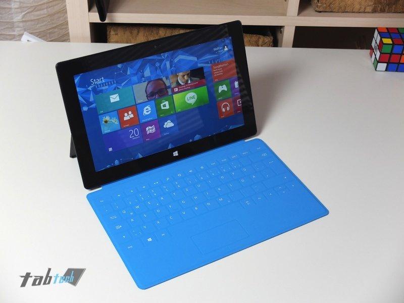 Steve Ballmer: Neues Surface Tablet wird bereits intern getestet