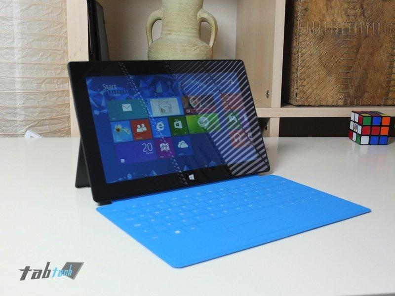 Microsoft Surface: Version mit 7,5 Zoll könnte in Planung sein