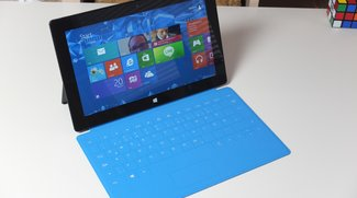 Microsoft Surface Tablet mit Windows 8: Pro verkauft sich gut, RT nach wie vor schleppend