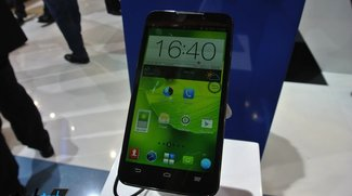 ZTE Grand Memo: Das 5,7 Zoll Smartlet mit dem Qualcomm Snapdragon 800 in unserem Hands-On-Video