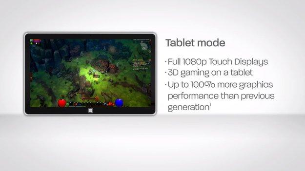 AMD Turbo Dock beschleunigt Tablets um bis zu 40%